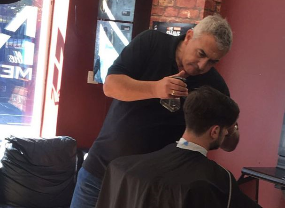 The Mens Room Barbers Derby